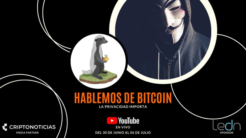 Encuentros Digitales Satoshi en Venezuela Hablemos de Bitcoin