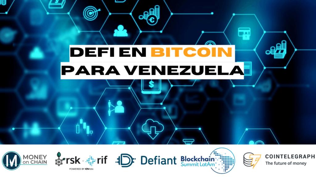 DeFi En Bitcoin