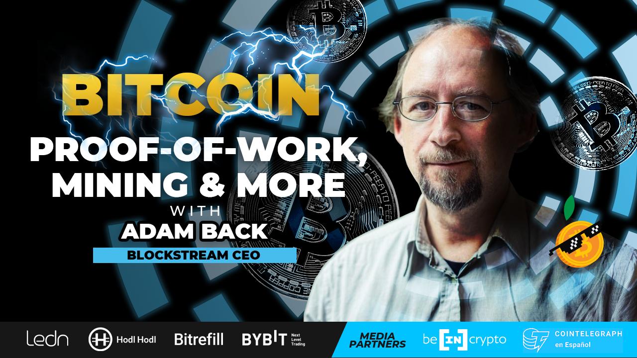 adam back bitcoin